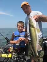 Green Bay Fishing Photo