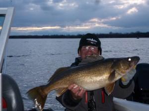 14 # 29.75 inch Green Bay Walleye